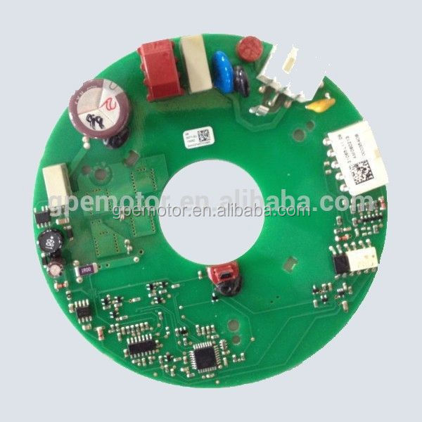 Speed Controller For Electric Motor