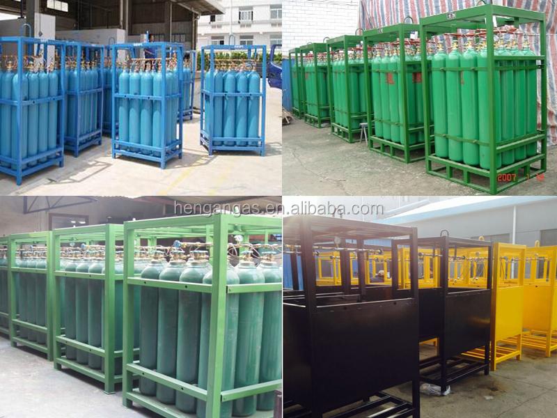 High Pressure Bottle Rack : Gas cylinder rack buy bottle