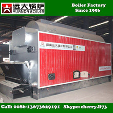Chain Grate Stoker 2ton 4ton 6ton 8ton Coal or Bio- Fuel Steam Boiler