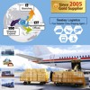 Cheap air freight forward cargo cost to Lithuania
