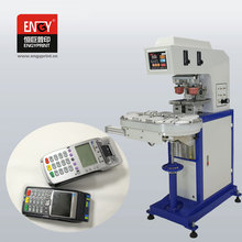 Foam cup logo label pad printing machine, tampon machine,mobile case printing machine