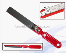 Hand Rasp Sander File with Plastic Handle for Woodworking Tools