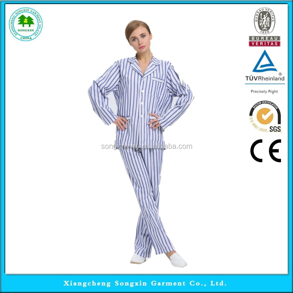 Hot Sale Hospital Clothing Patient Gown,Hospital Gown For Men - Buy ...