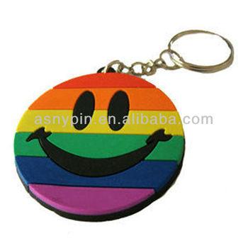 Gay Pride Keychains Smiley - Buy Smiley Keychains 2ebbfdc32296