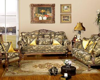 Custom Living Room Sofa Set Furniture