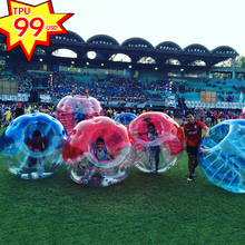 Knocker Ball Inflatable Bumper Ball, Inflatable Bubble Soccer Bumper Ball For Hot Sale