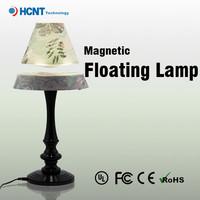 2015 New Design!Magnetic Rotating solar desk lamp, wall mount desk lamp