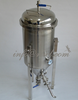25L/5Gallon Stainless Conical Beer Fermenter with all accessories,Wooden Case Protected, Micro Brew, Homebrew
