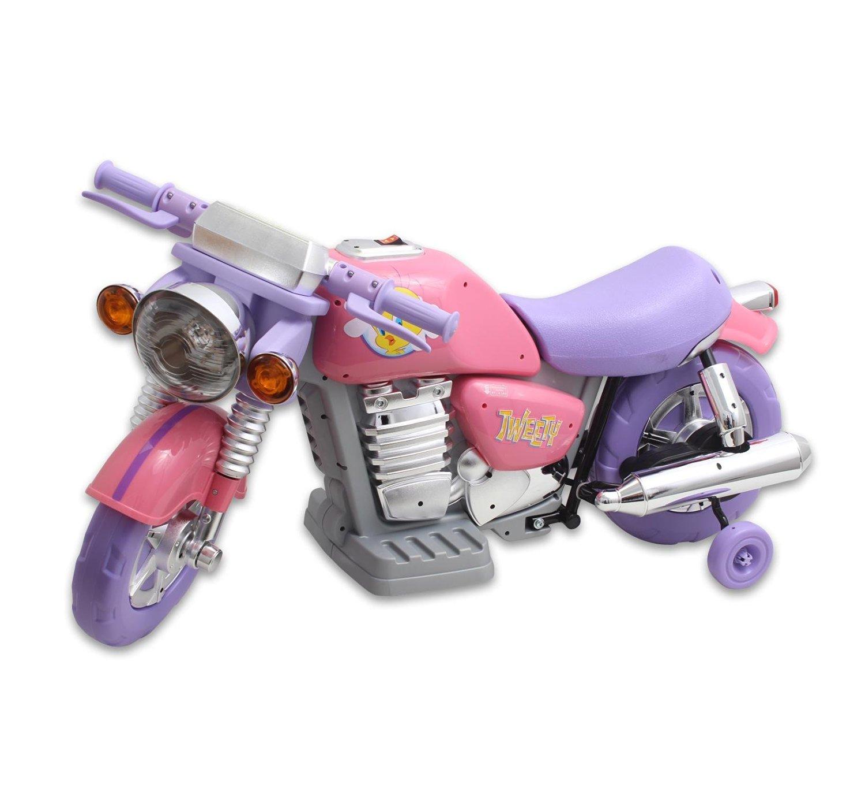 Tweety 6 Volt Super Motorbike