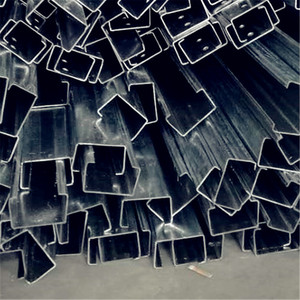 Q235/Q345 Material C Channel C Section C Profile Steel For Construction 14