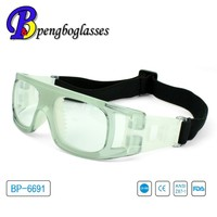 china sports glasses cheap protective basketball goggles