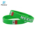 Promotional Eco-Friendly Country Usa Flags Rubber Silicone Bracelet
