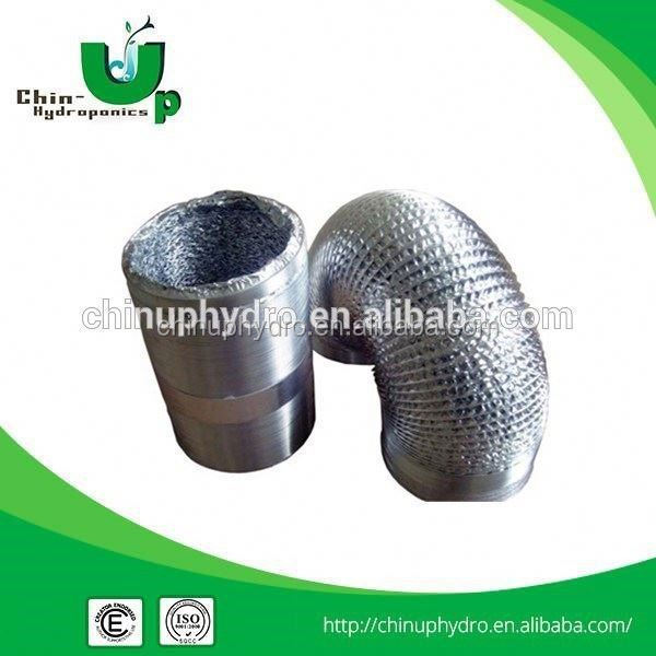 Insulated Duct/Flex Aluminum Duct Pipe/Aluminum Air Ducting Pipe