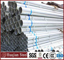 hot dip galvanized steel pipe trading ,Zinc Galvanized Round Steel Pipe for building material