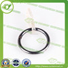 White curtain rings, decorative curtain ring