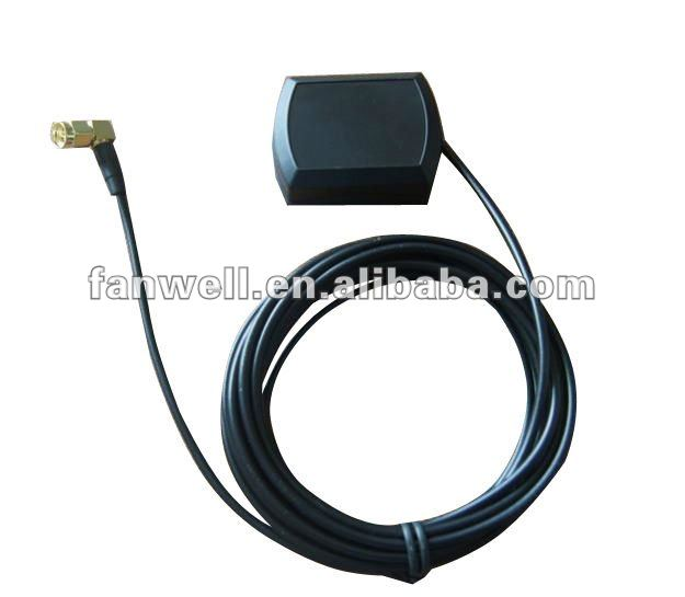 Gps Car Active Antenna Connector Jvc Kw-nt1