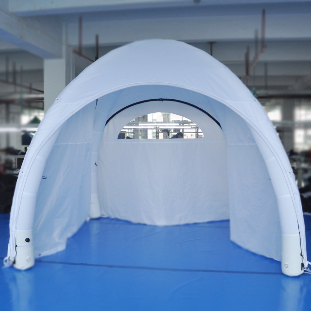20x20 Feet  Small Waterproof and UV Resistance  Inflatable Advertising Event Dome Tent