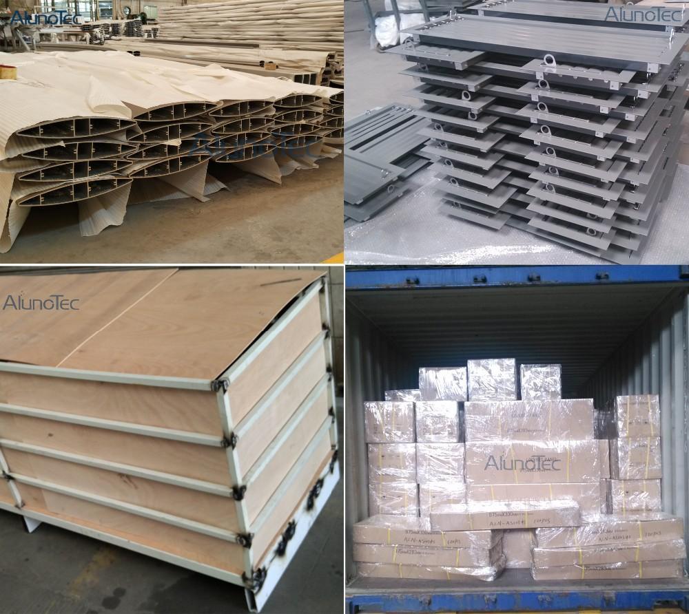 Horizontal aluminum louver fencealuminium louver fence panels horizontal aluminum louver fence aluminium louver fence panels baanklon Gallery