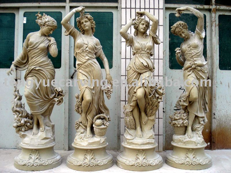 Girl Dancing Resin Garden Decoration Statue - Buy Resin Garden ...