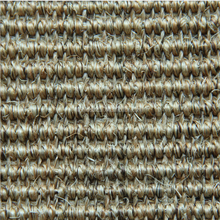 Best natural beauty sisal roll carpet with 100% sisal looped