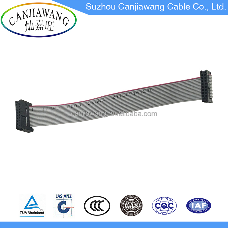 UL Approved 5 Pin/10 pin Flexible Flat Ribbon Cable FFC Cable