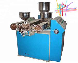 Factory Price Paper Milk Coffee Drinking Straw Extrusion Making Machine For Sale