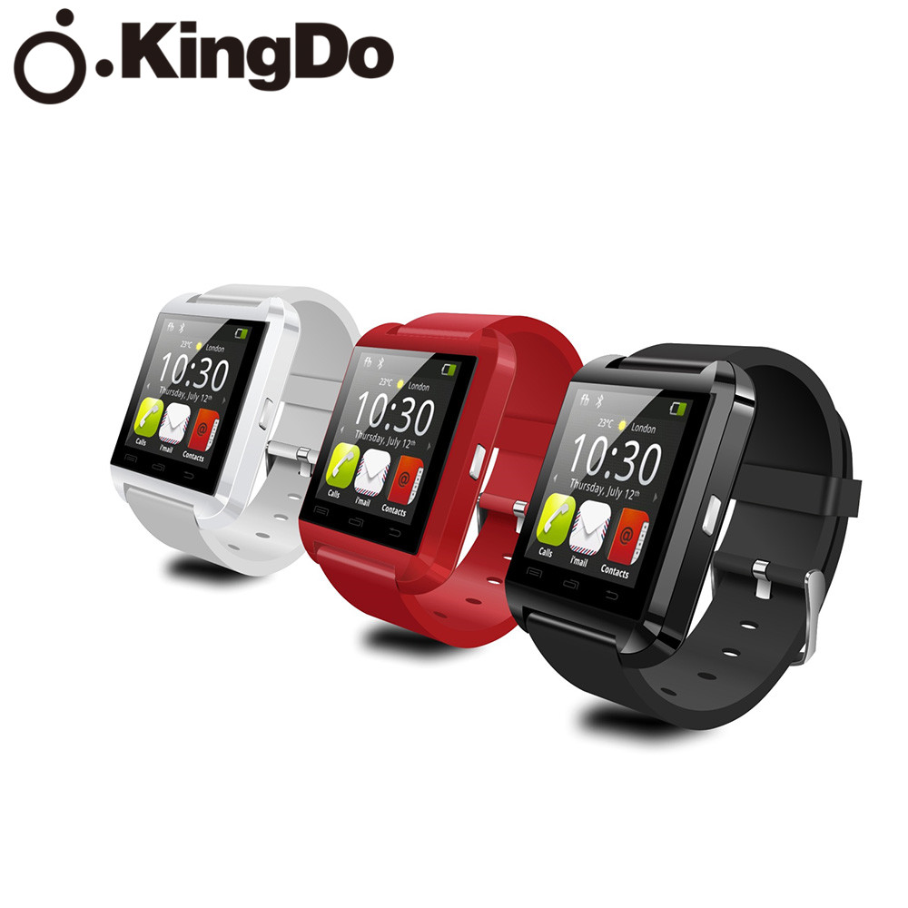 Smart Wrist Watch Phone Mate U8 Bluetooth For IPhone IOS For Samsung Android