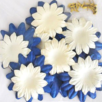 Paper Artificial Daisy Flowers