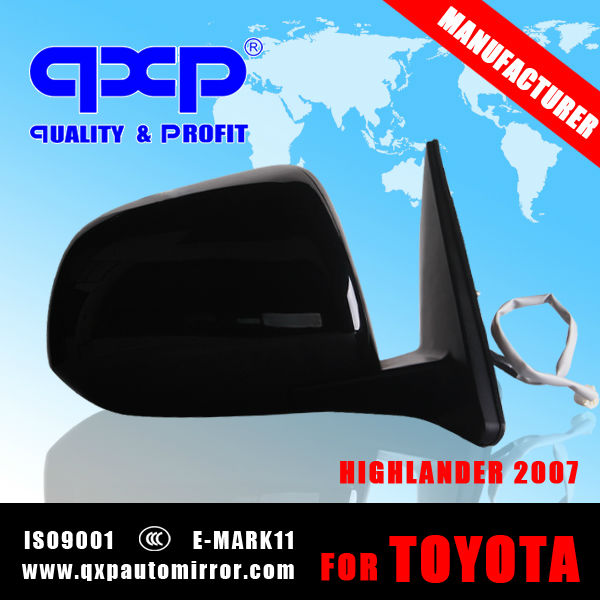 SUIT FOR Toyota Highlander 2007 elect car mirror