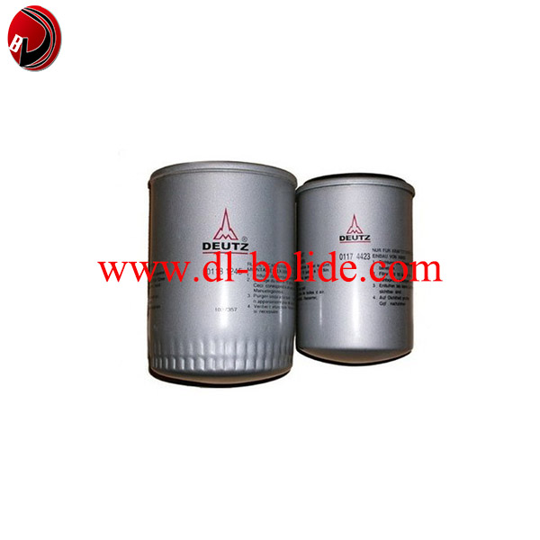 Good function deutz oil filter for car 0211 3832 for BFM2012/1013