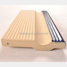 bullnose coping tile for swimming pool,pool edge tile