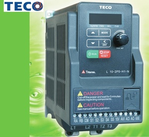 TECO brand L510 inverter for packaging machine and screen process press