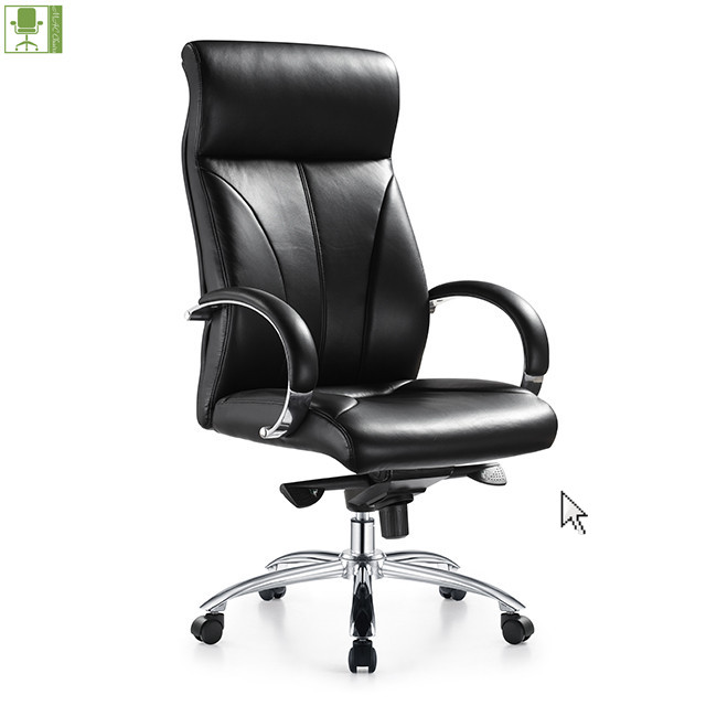 modern luxury high back leather chairs /boss office director chair