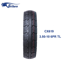 Wholesale Motor Tires Fat Tire Scooter Free Shipping 3.50-10
