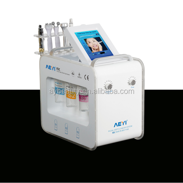 2018 AYJ-X13(CE) China professional derma pen skin face massager machine