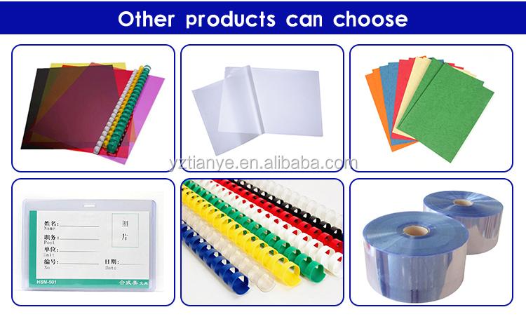 Material Id Cards Pvc Plastic Sheet A4 0.8mm Thickness Pvc Sheet ...