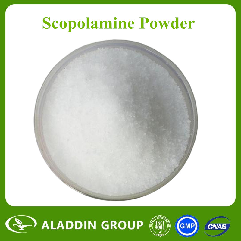 cas no: 101-31-5 scopolamine powder for sale