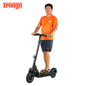 Off road all-terrain 48V 20Ah long range adult 2 wheel electric scooter 2000W