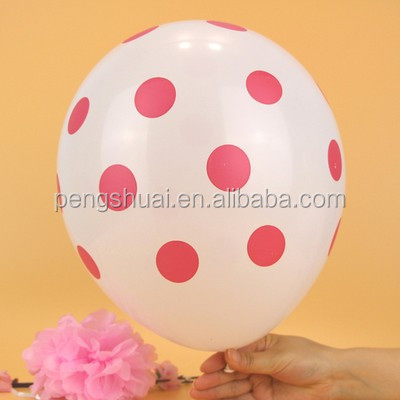 Latex Material and Gift Toy Use Customized Latex Balloon Balloon Manufacturer Factory