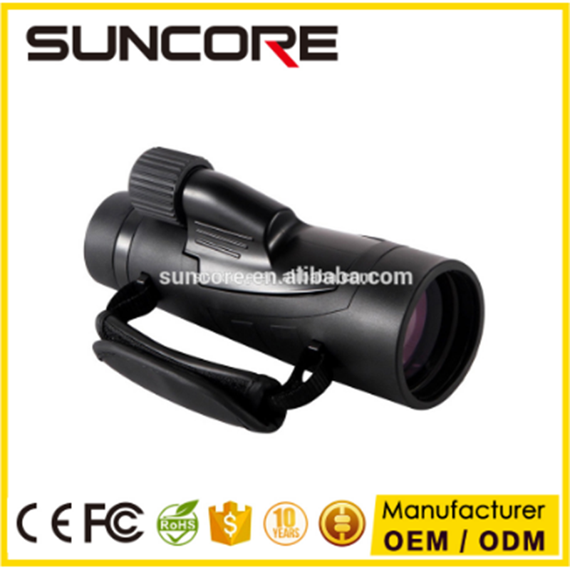 Suncore High Power 12x50 High Definition BaK4 Prism Optics Waterproof Hunting and Birding Monocular