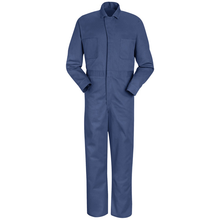 Durable mechanic safety clothes protective work wear