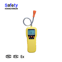 Factory direct handheld gas leak detector for sale