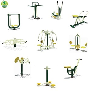 factory cheap price air walker exercise machine international outdoor sports equipment used park outdoor fitness equipment gym