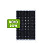 new arrived yangzhou popular in Middle East sola panel system /200w solar panel price