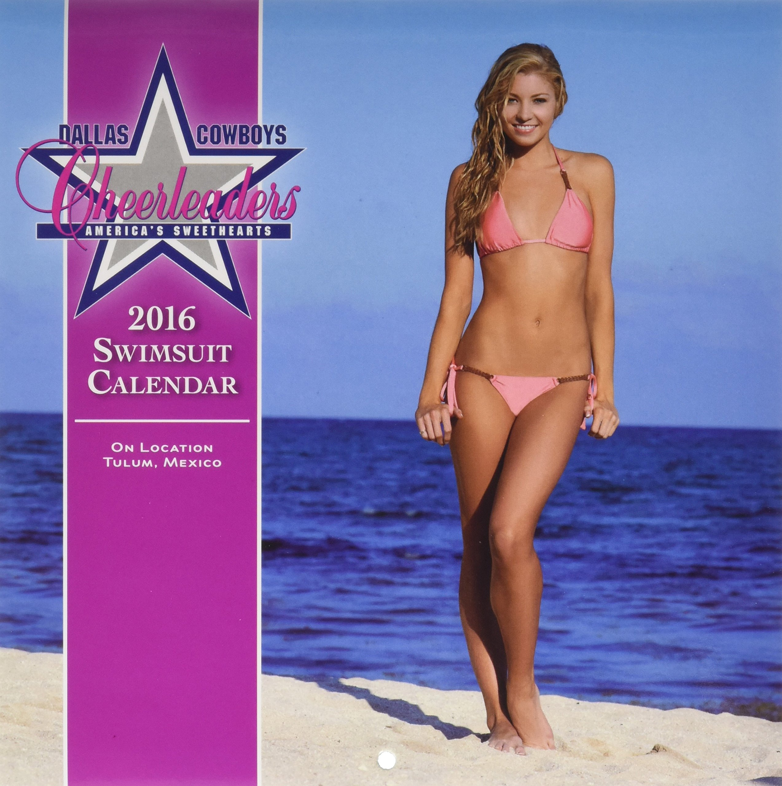 7f36c2dd7c Buy Turner Dallas Cowboy Cheerleaders 2016 Mini Wall Calendar