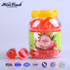 Low price Chinese bulk real fruit jelly candy