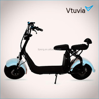 2018 new products big two wheels citycoco 1000W 60V electric scooter,electric motorcycle,electric bike