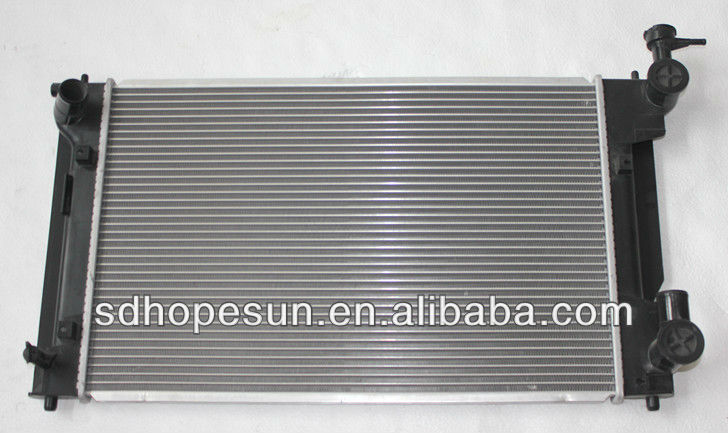 радиатор nissan pa66-gf25