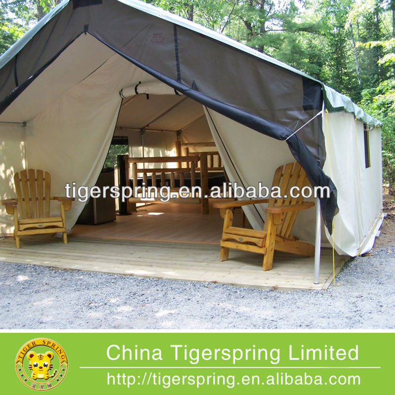 Large Luxury 3 Room Family Camping Tent