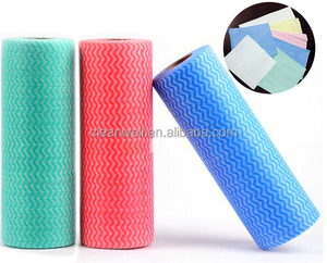 eco-friendly cleaning nonwoven association